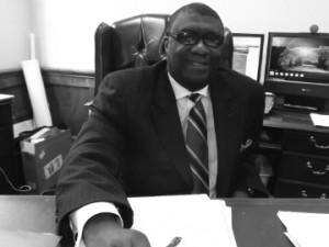 Dr. Fred Primm Bessemer City School's District Superintendent