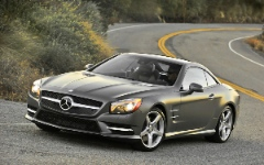 Mercedes--Benz SL 550