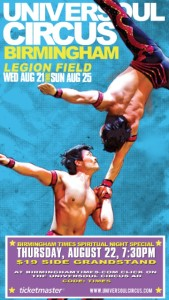 UniverSoul Circus Ad