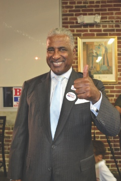 Mayor William Bell, Sr.