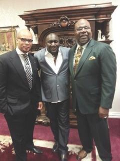 James Fortune Kerry Douglas & Bishop TD Jakes
