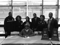 Wenonah High Signing