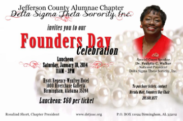 Delta Founder's Day