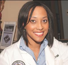Dr. Monique Hill