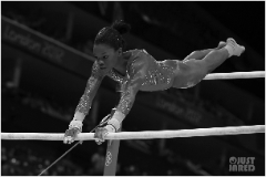 Two Time Olympic Gold Medalist Gabrielle Douglas