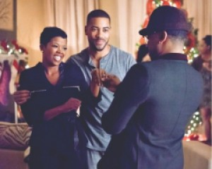 MALINDA WILLIAMS HEADLINES THE HOLIDAY UP ORIGINAL MOVIE MARRY ME FOR CHRISTMAS
