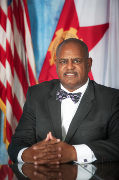 Councilor Steven Hoyt