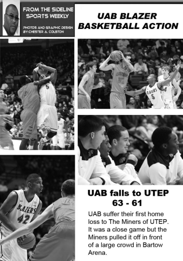 FROM THE SIDELINEUAB AND UTEP 2014