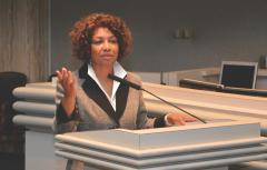 Senator Linda Coleman