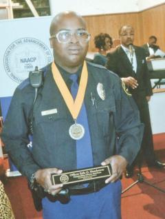 Birmingham Branch NAACP E. O. Henderson Image Award 1