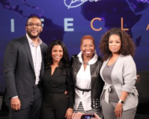 Oprah Discusses Single Moms on the Emmy® Award-Winning Series 'Oprah's Lifeclass'