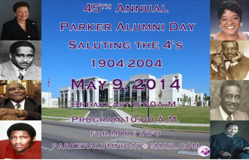 Parker 45th Alumni Day
