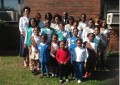 Girl Scouts  Honored by SCLC