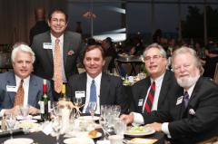 Jack Granger, Joey Longoria, Bill Crow, Luke Williamson and Gregg Smith