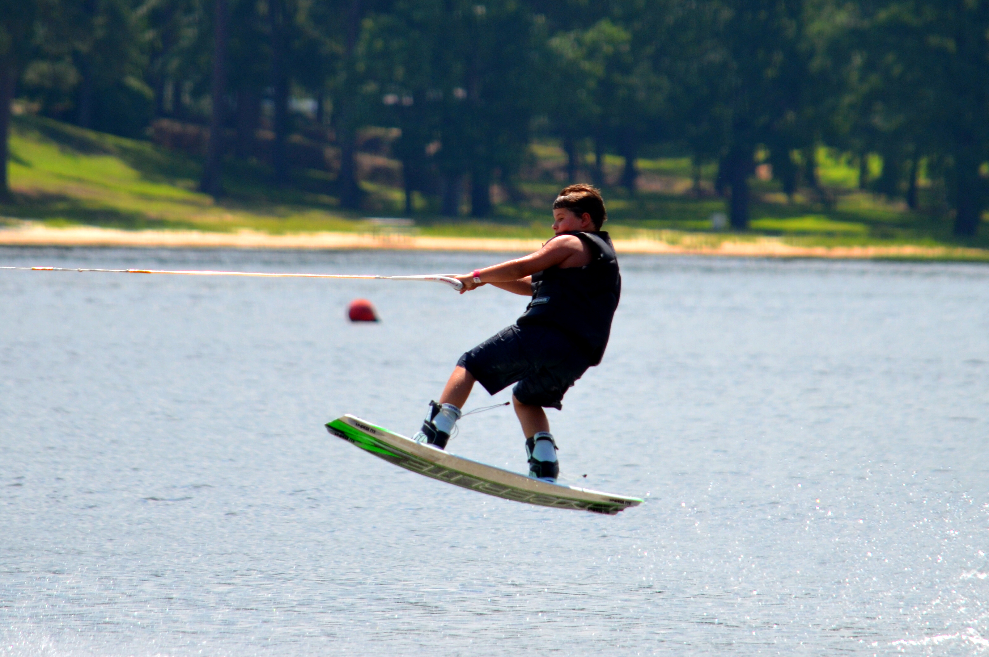 Lake Lurleen to Host Wakeboard Tournaments