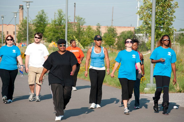 Step out to a healthy summer with local, free walking groups and outdoor activities offered by MyDiabetesConnect