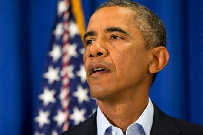 President Obama: U.S. Won't Stop Confronting Islamic State