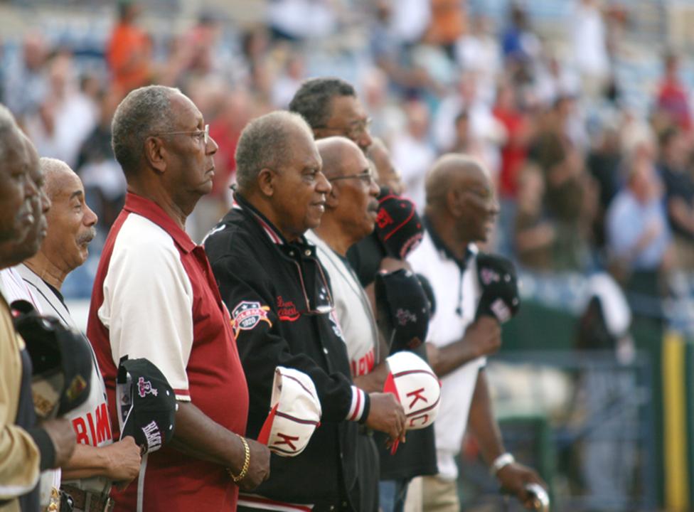 American Negro BaseballREGIONS PIC PLAYERS