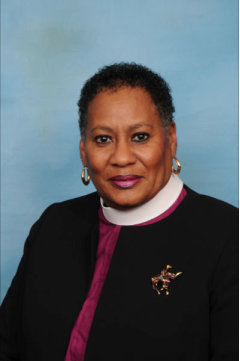 PPT Bishop Snorton in collar