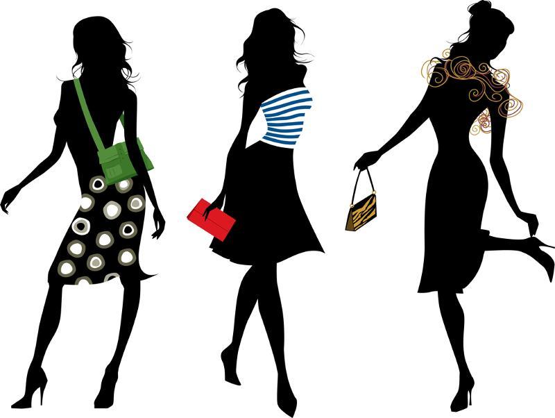 fashion-show-clip-art