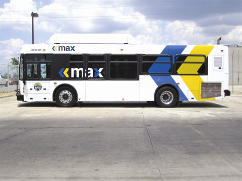 MAX Transit Opens Temporary Central Station