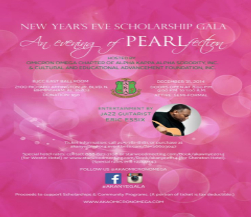 AKA NYE Gala Flyer
