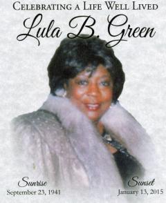 Lula B. Green