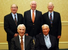 John P. Beasley of Columbia; Anthony J. Brooklere of Adamsville; James, I. Harrison, Jr. of Tuscaloosa; Charles E. Prickett of Hoover; and James O. Walker of Gardendale.
