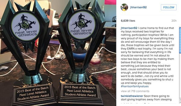 james-harrison-instagra-participation-trophies-i