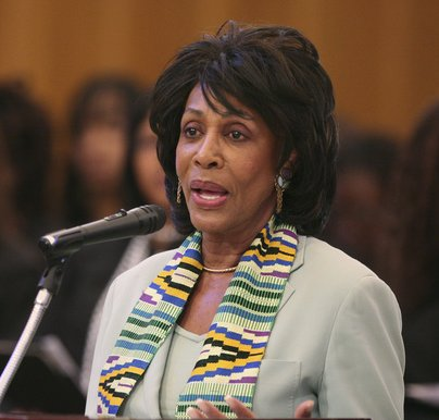 Maxine Waters Images Maxine Waters Statement on The