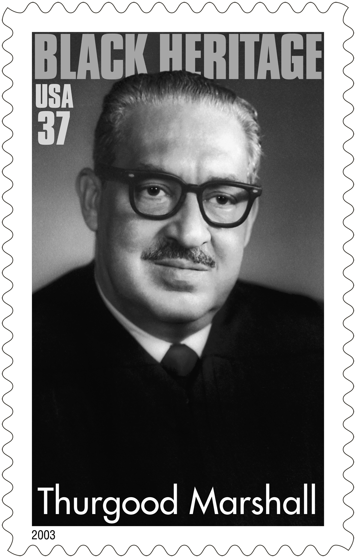thurgood marshall essay thurgood marshall civil rights activist  african american stamp facts people the birmingham times usps03sta019a thurgood marshall