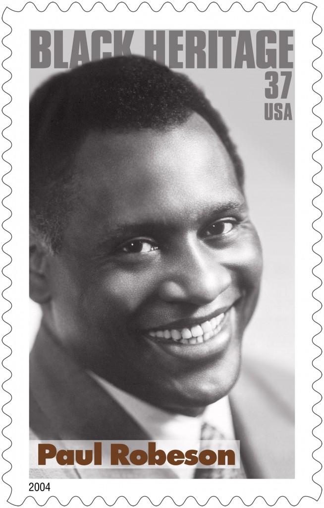 Paul Robeson - Black Heritage - 3834