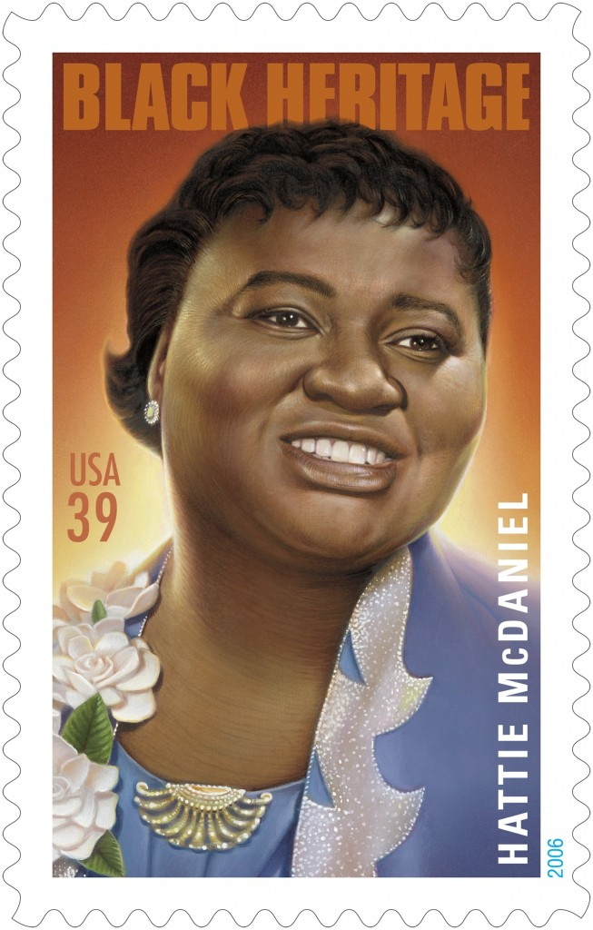 Black Heritage: Hattie McDaniel - 3996