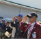 Tuskegee Airmen were honored this week for their achievements during World War II. (Stephonia Taylor Mclinn).