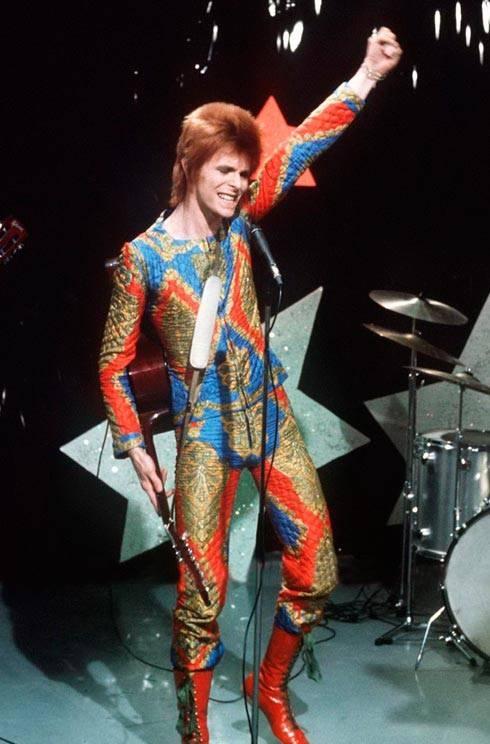 """David Bowie, """"Ziggy Stardust"""""""