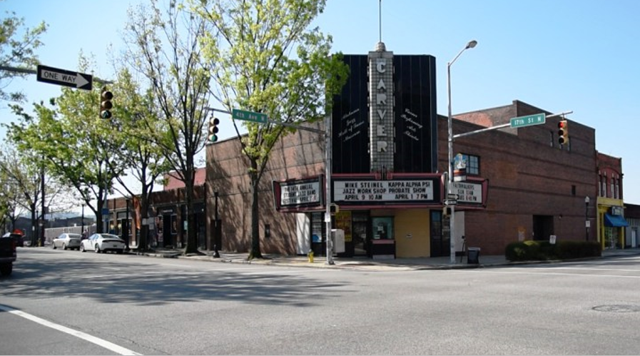 The Birmingham Black Radio Museum collection now spans the 1930s through the 1980s and is archived at the historic Carver Theatre in downtown Birmingham.