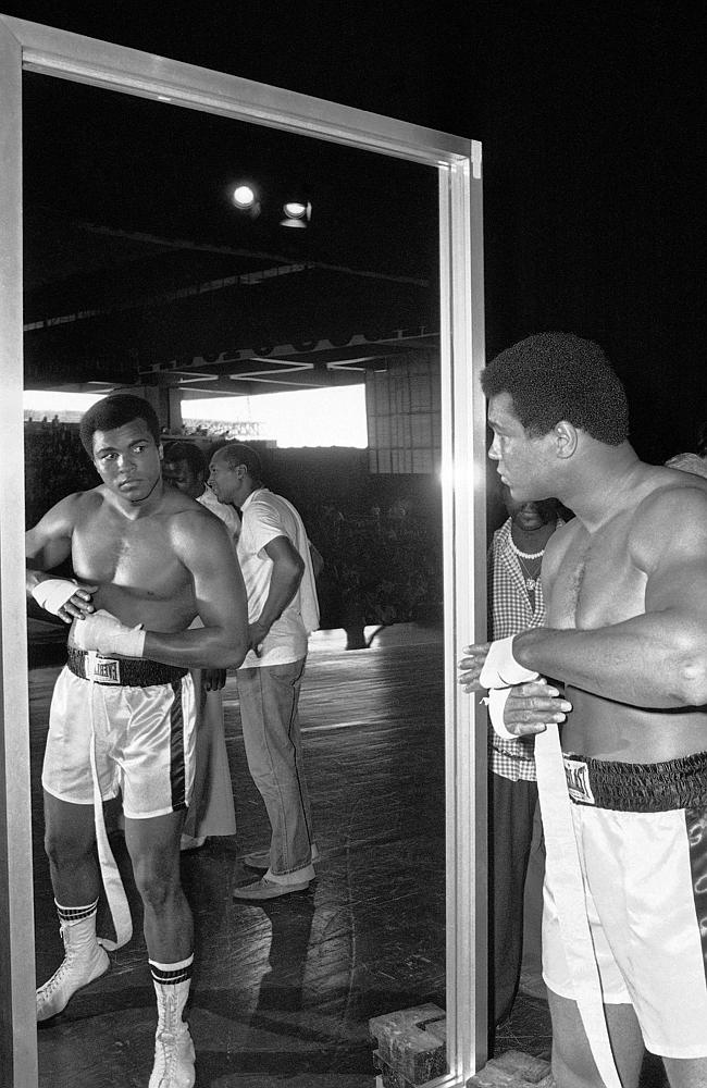 muhammad ali fearless inside and outside the ring the birmingham times