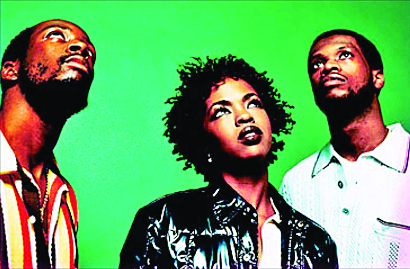 Click the image above to hear some of the greatest hits from Fugees