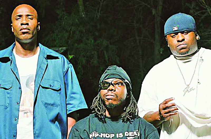 Click the image above to hear some of the greatest hits from  The Geto Boys