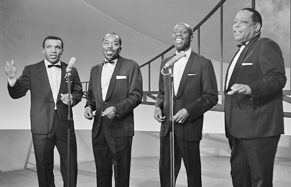 Click the image above to hear some of the greatest hits from, Golden Gate Quartet