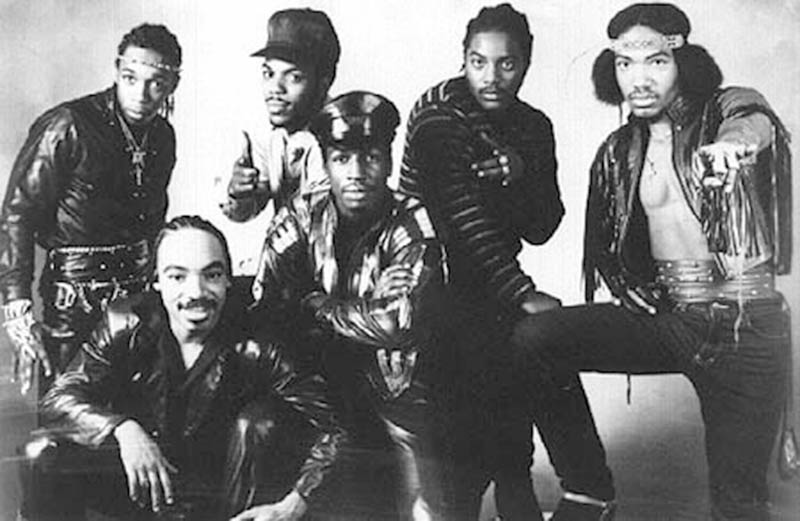 Click the image above to hear some of the greatest hits from, Grandmaster Flash & The Furious Five