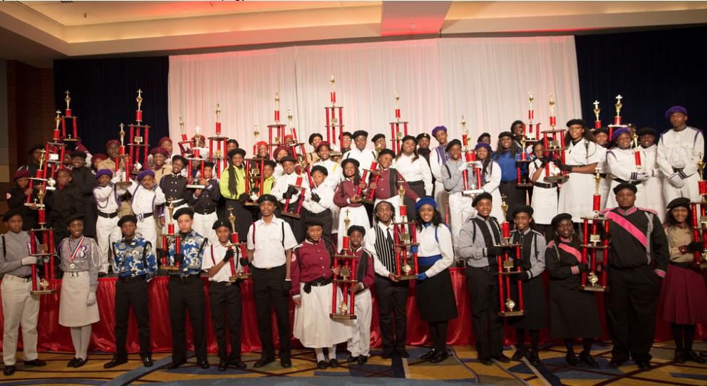 Drill Team Competition Atlanta 2015