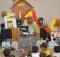 Cassandra Scott, aka Avondale Regional Library Storyteller Ms. Cas, reads to children during a program at Southside Library.
