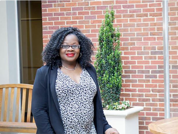 Deborah Ejem, Ph.D. Photo courtesy UAB