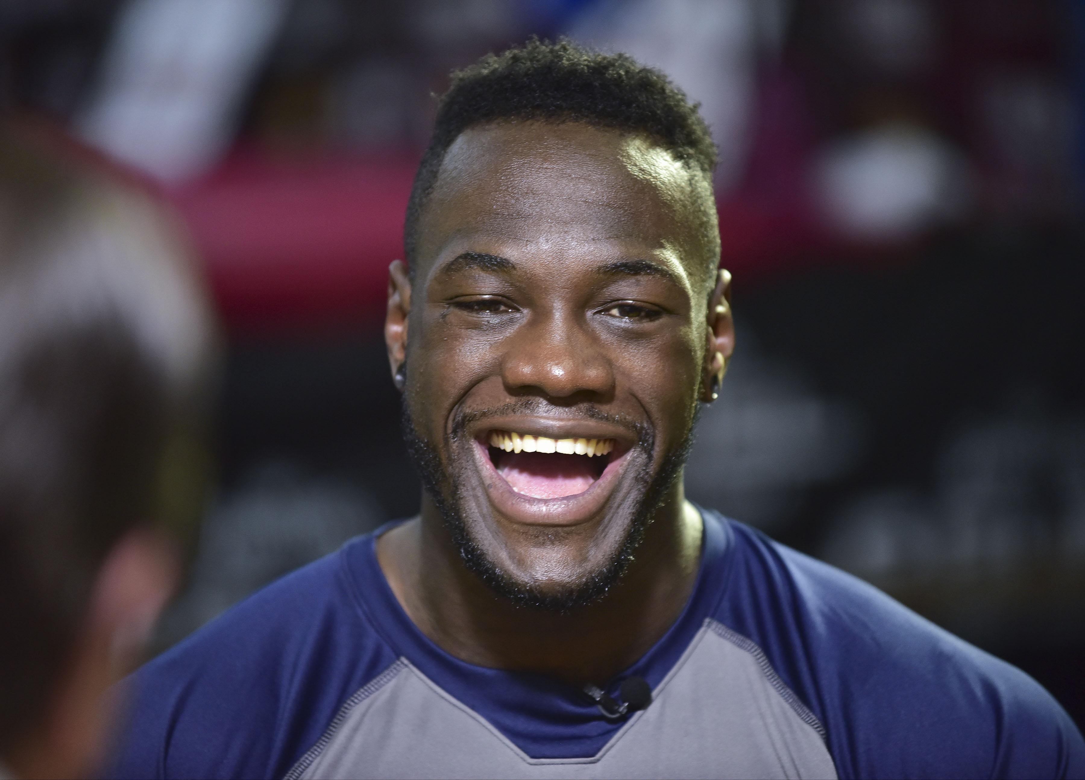 Deontay Wilder: Deontay Wilder's Ride With No Limits