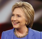 """Democratic Presidential Nominee Hillary Clinton appears on """"Jimmy Kimmel Live."""" (ABC/Randy Holmes)"""