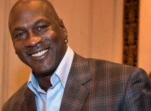 Michael Jordan at the National Basketball Association's board of governors meeting in 2014. (Defense.gov/Public Domain)