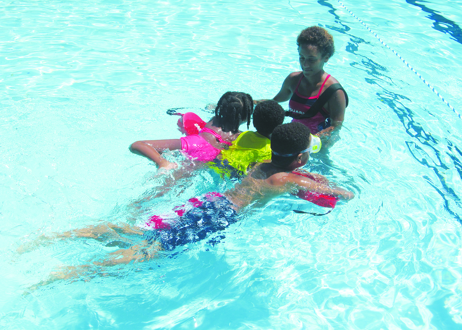 Ruling the pool it s never too late for safe swimming - Wetherby swimming pool swim times ...