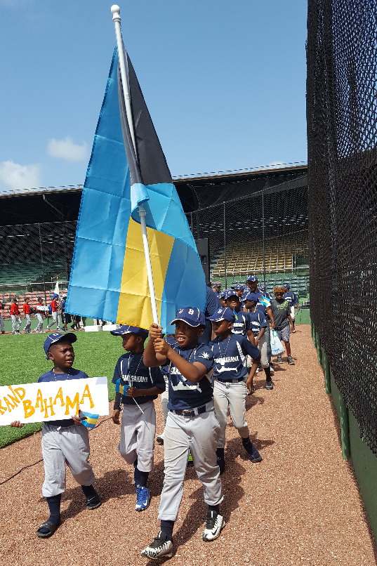 Piper Davis Baseball Tournament draws teams from Puerto Rico