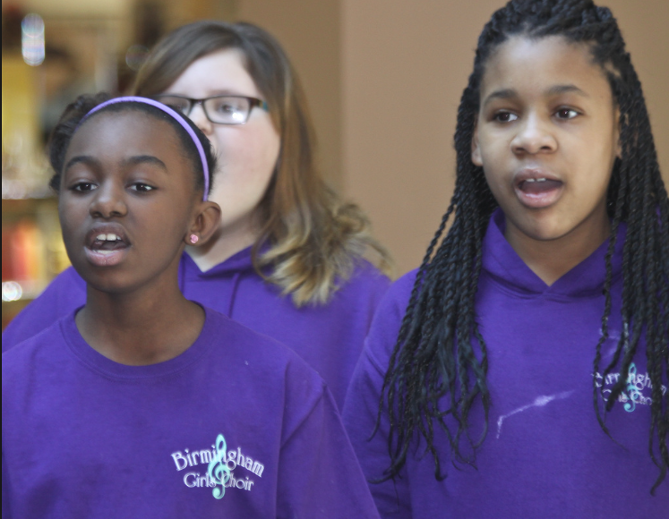 The BGC is a vocal music training program for girls entering Grades 1 through 12 who have musical talent and the desire to serve others through performance of high quality vocal music. (Provided photo)